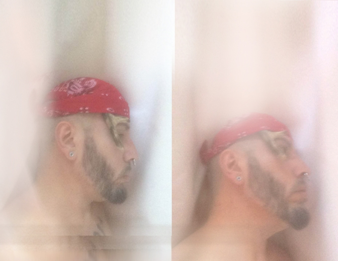 LIGHT BATH DIPTYCH